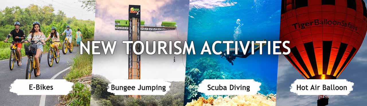 New Tourism Activities