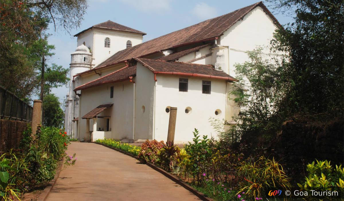 Church of Our Lady of Rosary, Goa