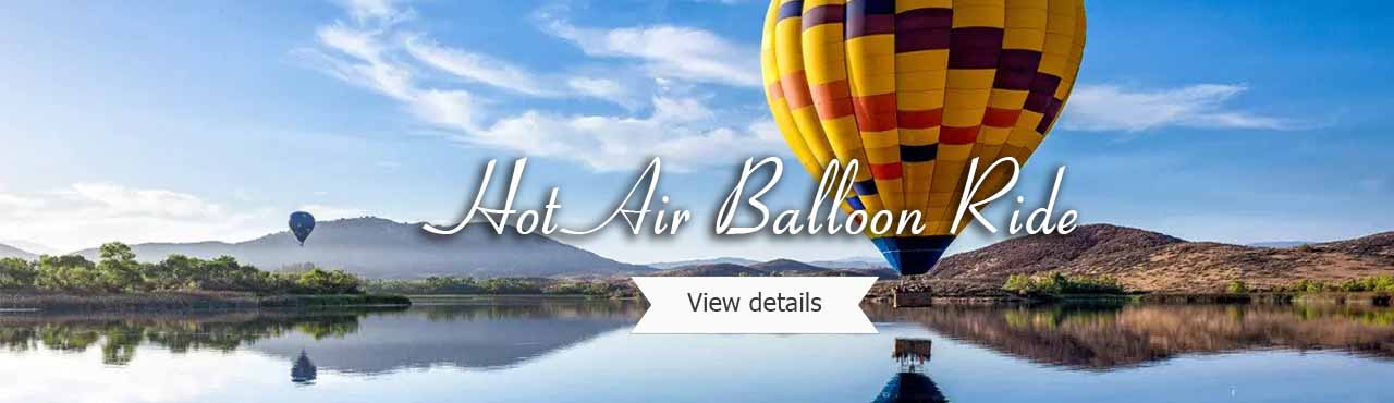 Hot Air Ballon in Goa