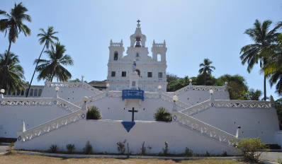 Immaculate Conception Church Panjim