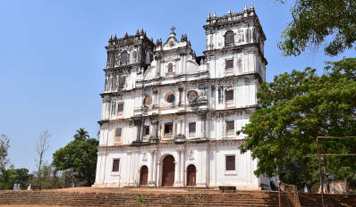 Church of St. Ana, Goa