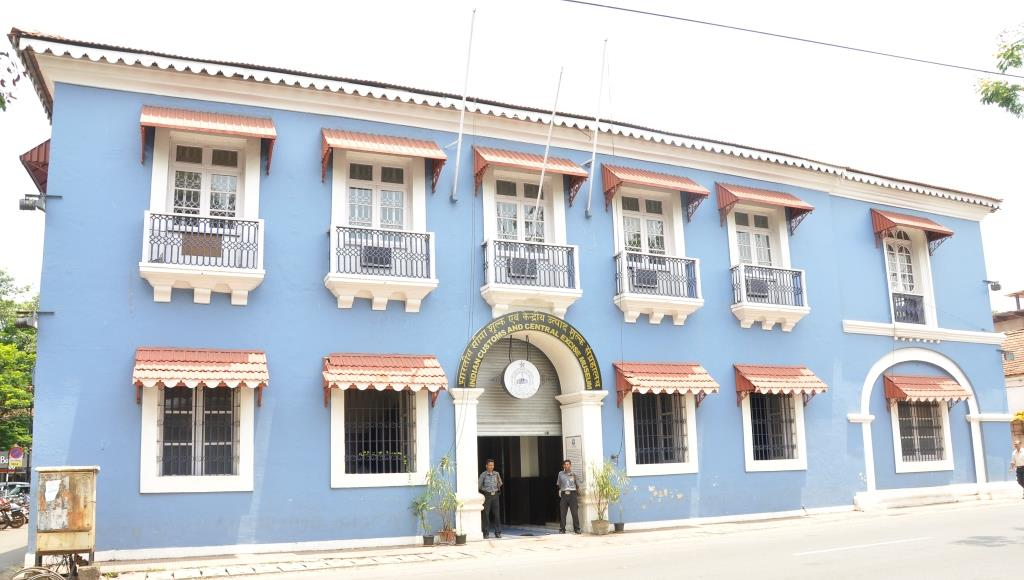 Blue Building-Indian Custom and Central Excise Museum