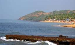 Anjuna North Goa