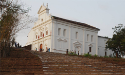 Chapel of Our Lady of the Mount, Goa