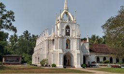 Church of Mae de Deus, Goa