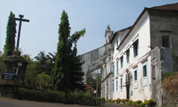 Nunnery of Santa Monica, Goa