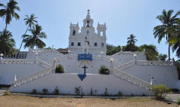 Church of Our Lady of Immaculate Conception, Panaji