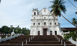Reis Magos Church, Goa