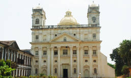 Church of St Cajetan or Divine Providence, Panaji