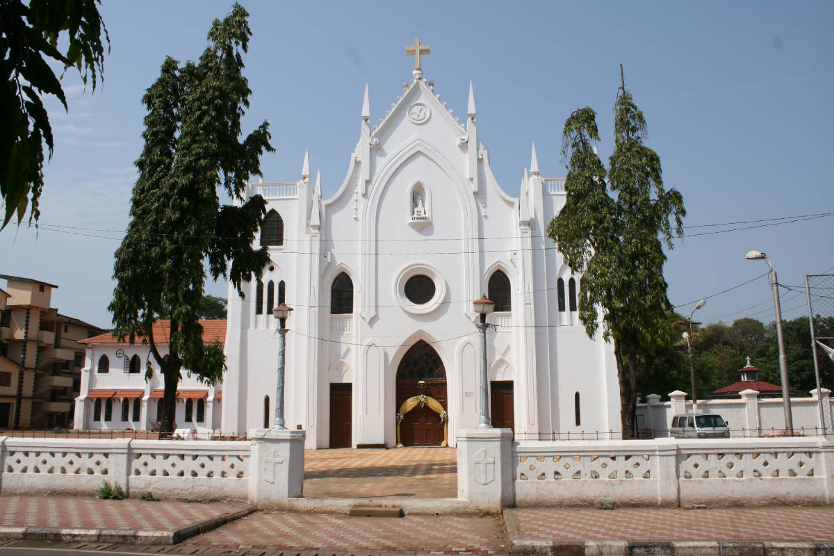 Goa Tourism St Andrew S Church Vasco